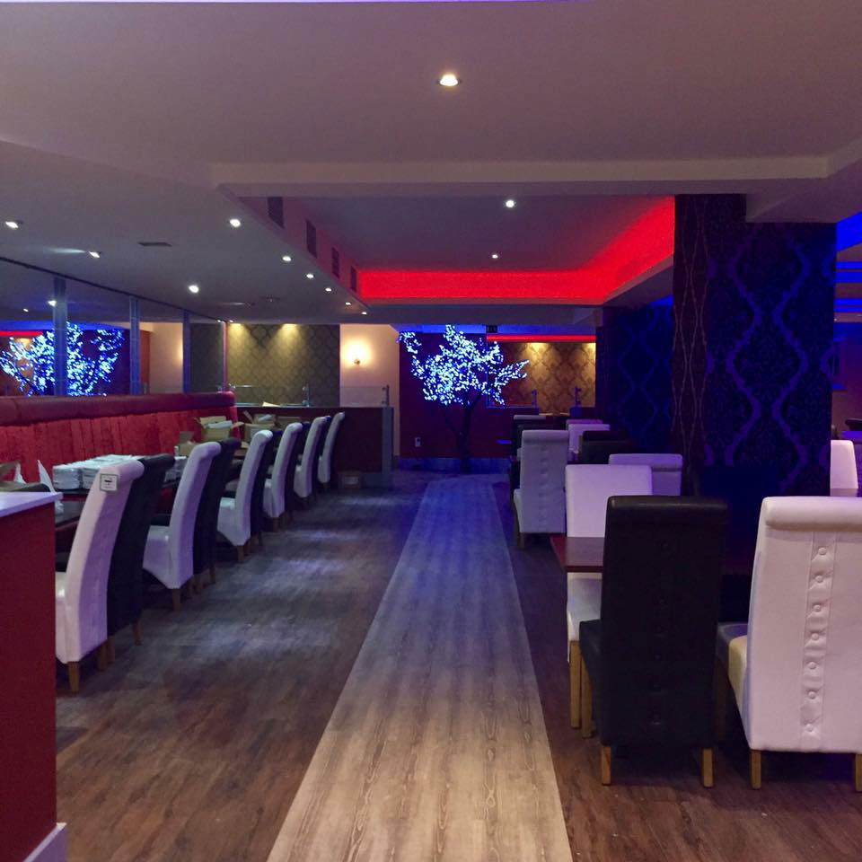 The Imperial Lounge Manchester | Indian Restaurant